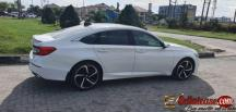 Tokunbo 2018 Honda Accord for sale in Nigeria