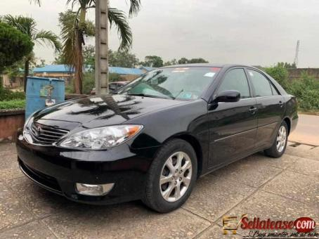 Tokunbo 2005 Toyota Camry big daddy for sale in Nigeria