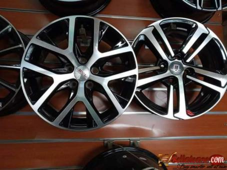 Alloyed wheels and rims for sale in Nigeria