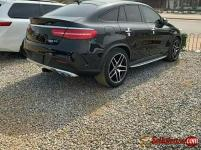 Tokunbo 2016 Mercedes Benz GLE 43 AMG for sale in Nigeria