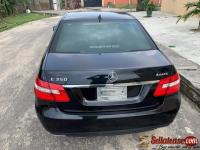 Nigerian used 2010 Mercedes Benz E350 for sale in Nigeria