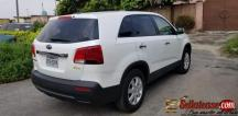 Tokunbo 2012 Kia Sorento for sale in Nigeria