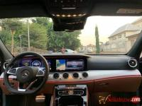 Tokunbo 2018 Mercedes Benz E400 for sale in Nigeria