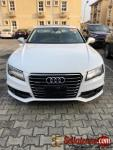 Tokunbo 2012 Audi A7 for sale in Nigeria