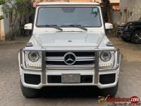Nigerian Used 2013 Mercedes Benz G63 AMG for sale in Nigeria