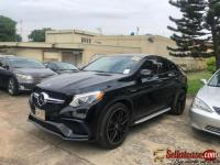 Tokunbo 2017 Mercedes Benz GLE63S AMG for sale in Nigeria