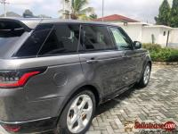 Tokunbo 2018 Landrover Range Rover sport supercharged for sale in Nigeria
