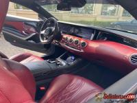 Tokunbo 2015 Mercedes Benz S63 AMG coupe for sale in Nigeria