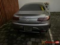 Tokunbo 2015 Mercedes Benz S550 coupe for sale in Nigeria