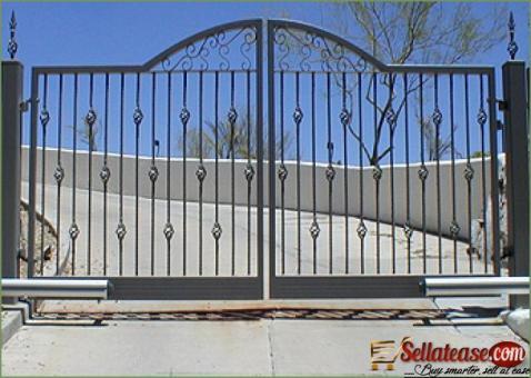AUTOM GATE SYSTEM BY EZILIFE IN BAUCHI