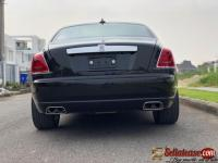 2015 Rolls Royce Ghost Series 2 for sale in Nigeria
