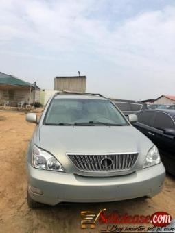 Tokunbo full option 2007 Lexus RX350 for sale in Nigeria