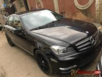 Tokunbo 2013 Mercedes Benz C300 for sale in Nigeria