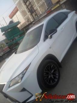 Tokunbo 2019 Lexus RX350 F Sport for sale in Nigeria