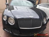 Tokunbo 2013 Bentley Continental for sale in Nigeria