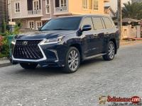Tokunbo 2017 Lexus LX570 Supersport for sale in Nigeria