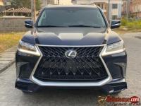 Tokunbo 2017 Lexus LX570 Supersport for sale in Nigeria