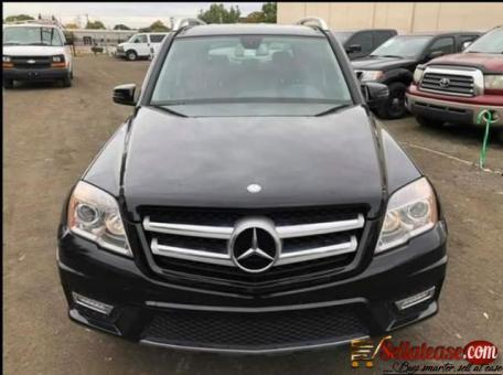 Nigerian used 2010 Mercedes Benz GLK350 for sale in Nigeria