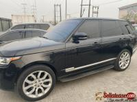 Nigerian used 2014 Land Rover Range Rover vogue for sale in Nigeria