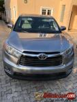 Tokunbo 2015 Toyota Highlander for sale in Nigeria
