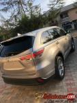 Tokunbo 2015 Toyota Highlander for sale in Nigeria