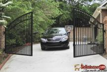 AUTO GATE SYSTEM BY EZILIFE IN BENIN CITY