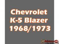 `Chevrolet K-5 Blazer 1968/1973