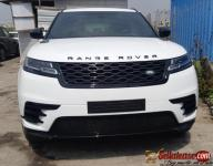 Tokunbo 2019 Land Rover Range Rover Velar for sale in Nigeria