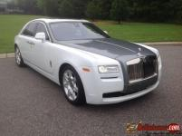 Tokunbo 2013 Rolls Royce Ghost for sale in Nigeria