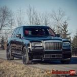 2020 Rolls Royce Cullinan for sale in Nigeria