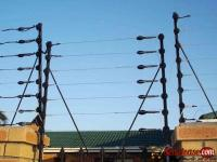 ELECTRIC  SECURITY FENCE BY EZILIFE IN BENIN CITY