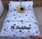 Beddings (Bedsheets, Duvet, Duvet Cover, Blanket) Fabrics (plain and pattern)