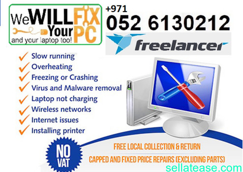 Data Recovery,PC/Laptop Repair, Networking, CCTV, Access Control Installation