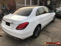 Nigerian used 2015 Mercedes Benz C300 for sale in Nigeria