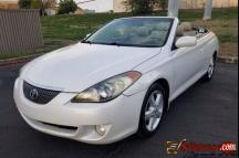 Tokunbo 2006 Toyota Solara for sale in Nigeria