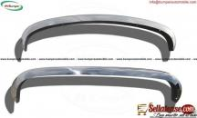 VW Type 3 stainless steel bumper (1970-1973)