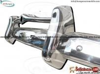 Volvo PV 444 front and rear bumpers