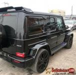 Brand new 2020 Mercedes Benz G800 Brabus for sale in Nigeria