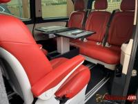 Tokunbo 2016 Bulletproof Mercedes Benz Viano bus for sale in Nigeria