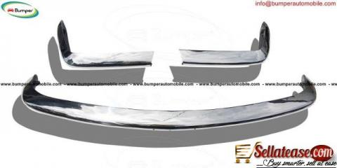 Fiat 124 Spider bumper kit new (1966-1975)