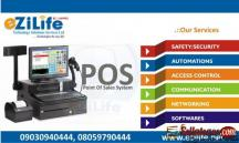 POS SOFTWARE  INSTALLATION BY EZILIFE  IN BENIN