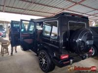 Nigerian used 2015 Mercedes Benz G63 for sale in Nigeria