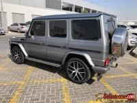 Nigerian used 2016 Mercedes Benz G63 for sale in Nigeria