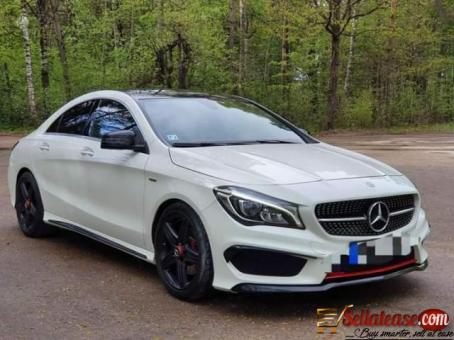 Nigerian used 2015 Mercedes Benz CLA250 for sale in Nigeria