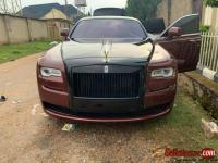 Tokunbo 2016 Rolls Royce Ghost for sale in Nigeria