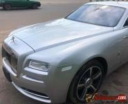 Tokunbo 2014 Rolls Royce Wraith for sale in Nigeria