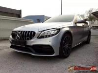 Tokunbo 2019 Mercedes Benz C63s AMG for sale in Nigeria