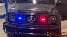 Brand new 2020 bulletproof Mercedes Benz G63 for sale in Nigeria