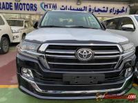 Brand new 2020 bulletproof Toyota Land cruiser for sale in Nigeria