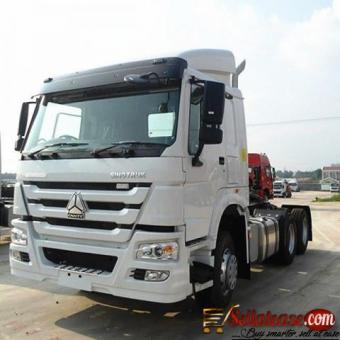 Tokunbo Howo Sinotruck tractor head for sale in Nigeria